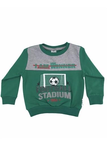 Winimo Winimo 2li Takım Football Stadium Yeşil Yeşil